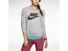 Nike Rally Crew Damen Sweatshirt