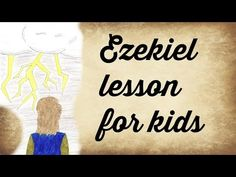Ezekiel lesson for kids - Adventures in Mommydom