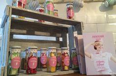 Unsere Candyfläschchen auf dem ersten Blogger Soirée!