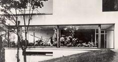 Vila Tugendhat - Ludwig Mies van der Rohe, Brno