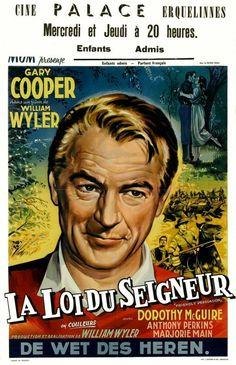 La loi du Seigneur - Friendly Persuasion - 1956 - William Wyler • Western Movies - Saloon Forum •