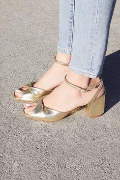 a390b42c99 Gisele Block Heel | Free People Modern Bohemian, Free People, Wedding Shoes,  Collection
