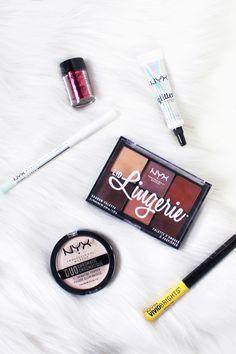 NYX Cosmetics Haul » EdgyStylishNerd