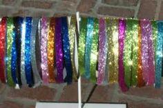 Glittery Headbands