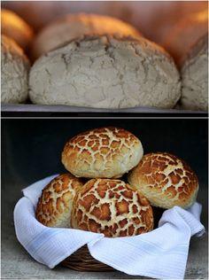 Dutch Crunch Bread or Tijgerbrood
