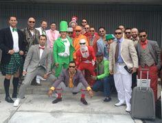Cardinals Baseball Team... Sweet Styling