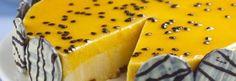 Receita de Torta holandesa de maracujá - Receitas Supreme