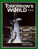 Were the Ten Commandments in Force Before Moses? Tomorrow's World Magazine September-October 1970 Volume: Vol II, No. 9-10