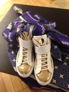 MARINO FABIANI sneakers top model