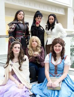 Once Upon a Time Cosplay