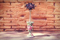 Sra. Aeonium! #cactusysuculentas #cactus #cacti #cactuslover #cactilove #suculentas #succulents #succulove #market #malasaña #dosdemayo #dosde #plazadosdemayo #madrid #aeonium