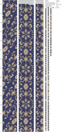 17 around tubular bead crochet rope pattern Crochet Bracelet Pattern, Crochet Beaded Necklace, Bead Crochet Patterns, Bead Crochet Rope, Beading Patterns, Bead Jewellery, Seed Bead Jewelry, Seed Bead Flowers, Peyote Beading