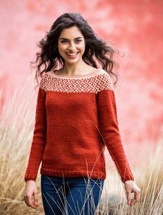 Fair Isle sweater knitting patterns for women free! Find beautiful modern fair isle knitting patterns, Traditional fair isle patterns and more! See more sweater knitting patterns. Fair Isle Knitting Patterns, Sweater Knitting Patterns, Knitting Stitches, Knit Patterns, Free Knitting, Ravelry, Tejido Fair Isle, Pull Jacquard, Knit Picks