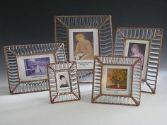 Sunflower Glass Studio | Beveled Frames Stained Glass Frames, Leaded Glass, Fused Glass, Mirrored Picture Frames, Glass Picture Frames, Tiffany Glass, Studio, Ideas, Stained Glass Windows