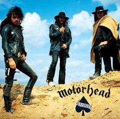 Ace Of Spades album cover