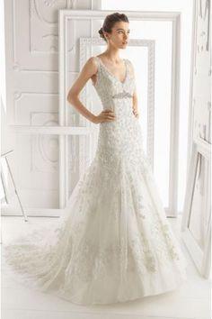 Robes de mariée Aire Barcelona 135 Olivia 2014