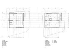 gré Square House,Floor Plans