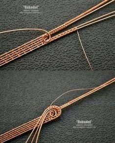 Jewerly wire tutorials pictures 57 Ideas #jewerly