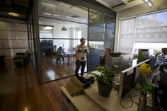 We love the laid back feel of Red Ant's Office.  http://www.jobadvisor.com.au/red-ant