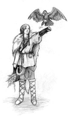 87 Best D&D: Druids, Rangers, & Shamans images in 2019