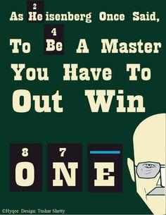 Breaking Bad Heisenberg Quotes