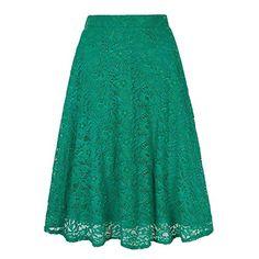 (ユミキム) Yumi レディース スカート ミディスカート Yumi Lace Midi Skirt 並行輸入品  新品【取り寄せ商品のため、お届けまでに2週間前後かかります。】 カラー:グリーン 素材:-