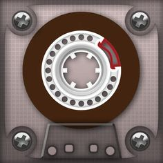 Magnetola:懐かしのテープレコーダー型音楽プレイヤーアプリが無料!