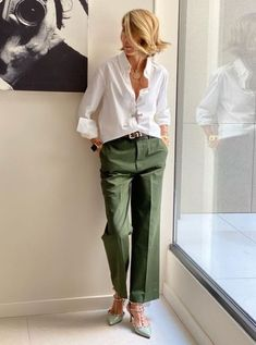 Summer Work Outfits, Casual Summer Outfits For Women, Casual Work Outfits, Business Casual Outfits, Professional Outfits, Work Casual, Mode Outfits, Spring Outfit For Work, Summer Work Clothes