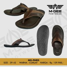 M-GEE Footwear's MG-PARIS Brown  jujung@gmail.com