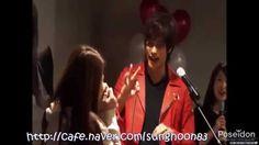 Sung Hoon 성훈 cute singing by Poseidon ( ha ha )