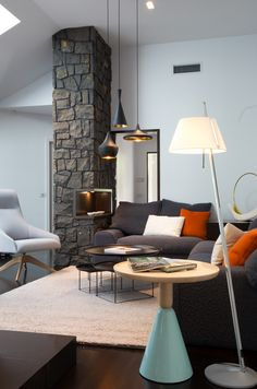Love this interior colour and furnishings palette in Dural