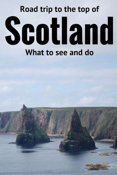 My guide for road tripping around North East Scotland and what to see and do.: