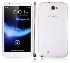 Star N9589T Smartphone 1GB 8GB Android 4.2 MTK6589T Quad Core 5.7 Inch 3G White