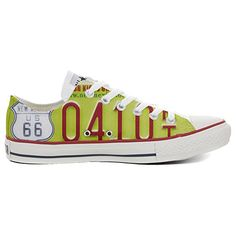 Converse All Star personalisierte Schuhe (Handwerk Produkt) Slim Platte Stil - http://on-line-kaufen.de/make-your-shoes/converse-all-star-personalisierte-schuhe-slim-14