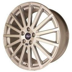 Ford Racing 2012-2014 Ford Focus 19inch Silver Wheel