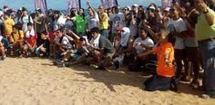 Recogen más de 1900 libras de basura de las playas:...
