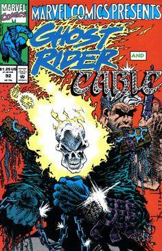 Marvel Comics Presents # 92 by Sam Kieth