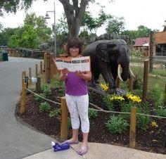 A trip through the new Elephant Passage at the #Denver Zoo. #Colorado
