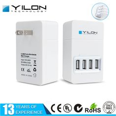 Find More Chargers & Docks Information about Fashion US Travel Charger 4 Port Normal USB Wall Charger Portable Charger For Mobile Phone Phone Charger Wholesale,High Quality charger for samsung galaxy,China charger aa Suppliers, Cheap charger e-bike from Shenzhen YILON Technology Co., Ltd on Aliexpress.com