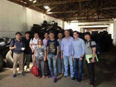 Eco Ponto de Pneus e Volumosos da SAMA recebe visita da Delegação Sul-Coreana - http://acidadedeitapira.com.br/2015/12/08/eco-ponto-de-pneus-e-volumosos-da-sama-recebe-visita-da-delegacao-sul-coreana/
