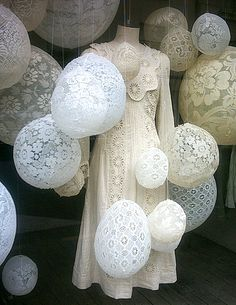 Lace Baloons