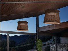 LED pendant lamp SYRA 60 OUTDOOR