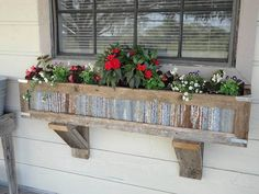fine 10 Fantastic Window Flower Box Ideas That Will Improve Your View