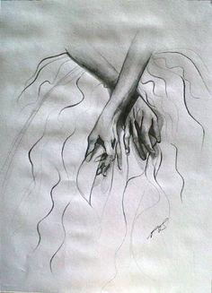 """Saatchi Art Artist Paula Steffensen; Drawing, """"Skirt I."""" #art"""