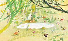봄-spring - Eunsil Chun