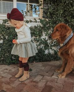 Family & Life Update - Barefoot Blonde by Amber Fillerup Clark - girl outfits Little Girl Outfits, Toddler Girl Outfits, Little Girl Fashion, Toddler Fashion, Kids Fashion, Toddler Girl Fall, Toddler Hair, Fashion Pics, Toddler Boys