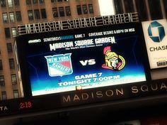 Madison Square Garden #MSG