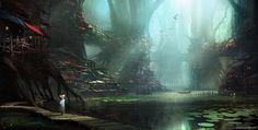 fantasy environment - Google 検索