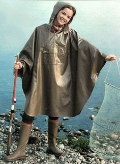Green Raincoat, Pvc Raincoat, Capes, Ladies Wellies, Rain Cape, Rubber Raincoats, Country Wear, Hooded Cloak, Rain Poncho