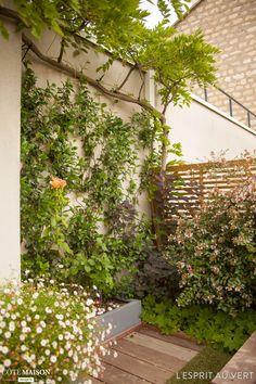 Terrasses sur 2 niveaux, 2 ambiances..., L'Esprit Au Vert - Côté Maison